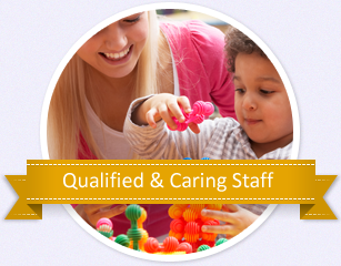 QUALIFIED AND CARING STAFF